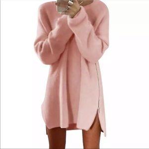Brushed Cotton Tunic
